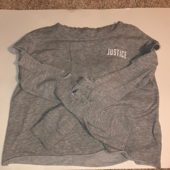 Justice Other - ~JUSTICE crop top~